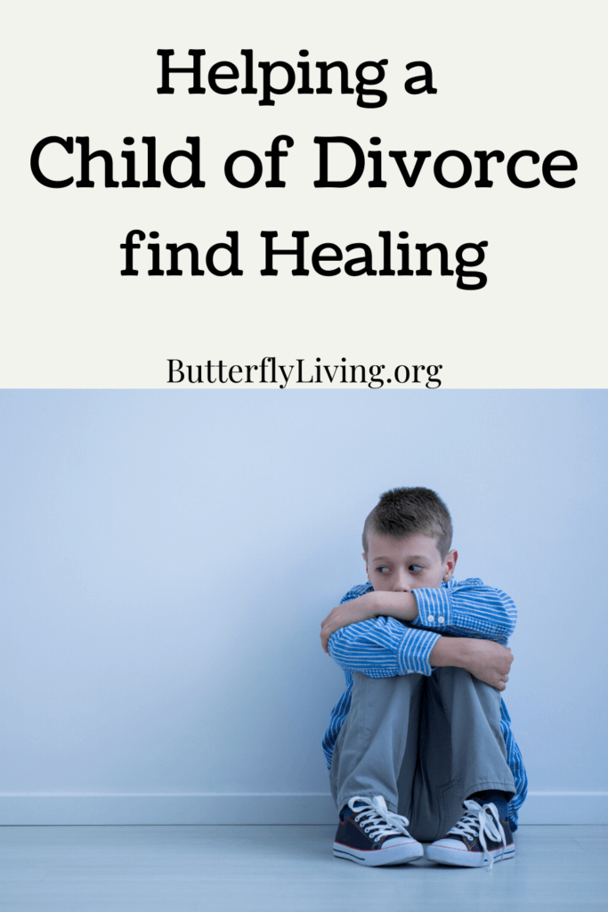 healing for a child of divorce