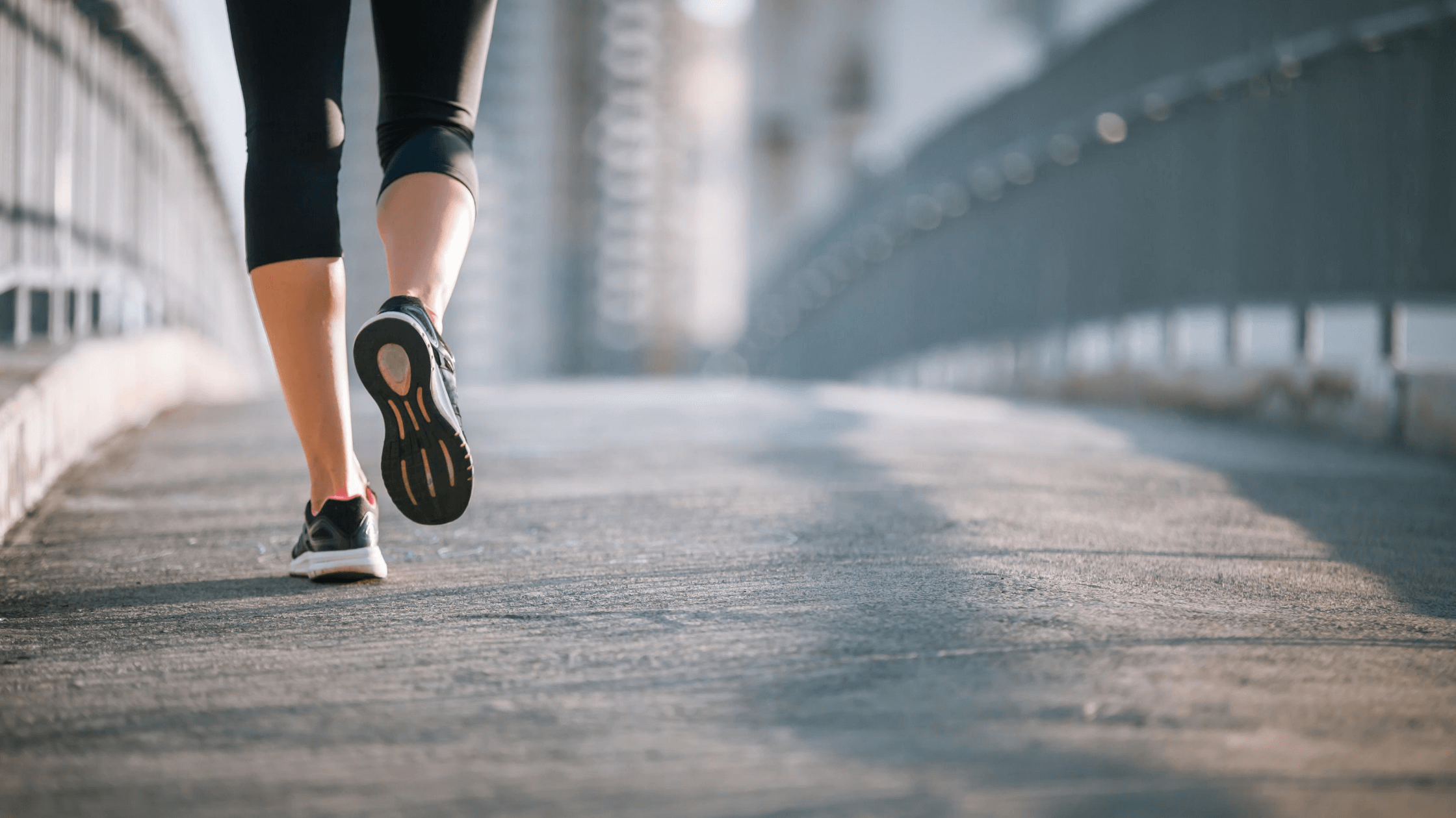 Feet walking-how to persevere