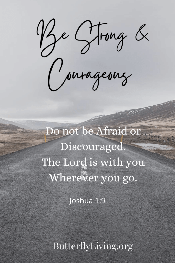 Scripture on road-how to persevere