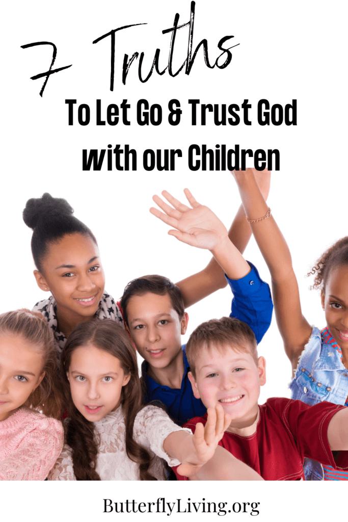 Kids-when should parents let go