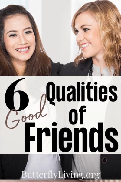2 ladies-what makes a good friend
