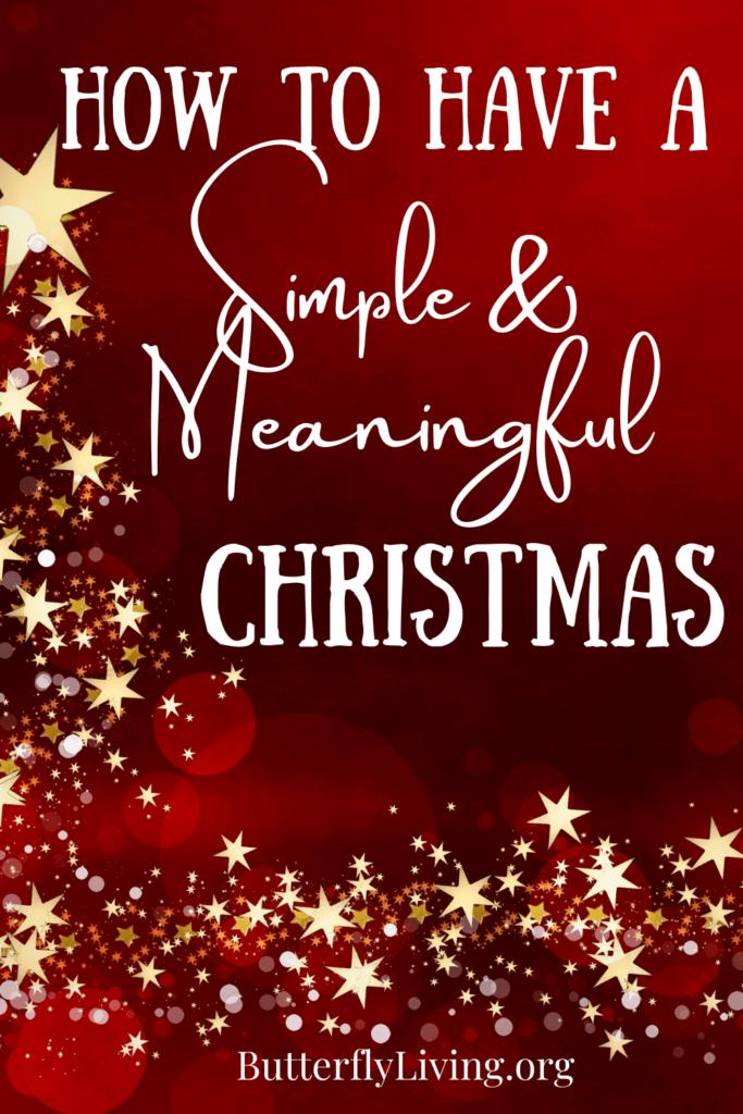 Stars-simple CHRISTMAS