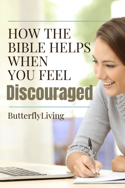 lady smiling-what is discouragement