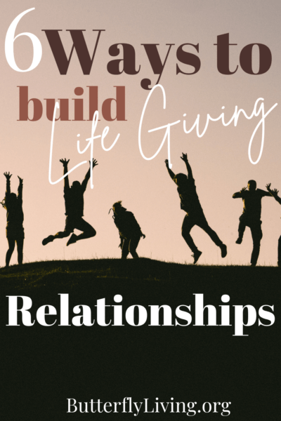 people jumping-how to build healthy relationships