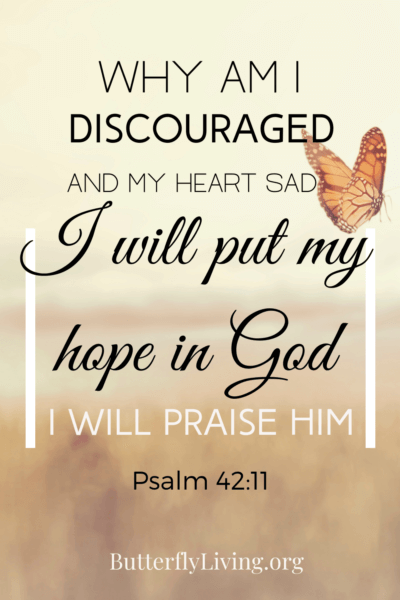 scripture-how to get over disappointment