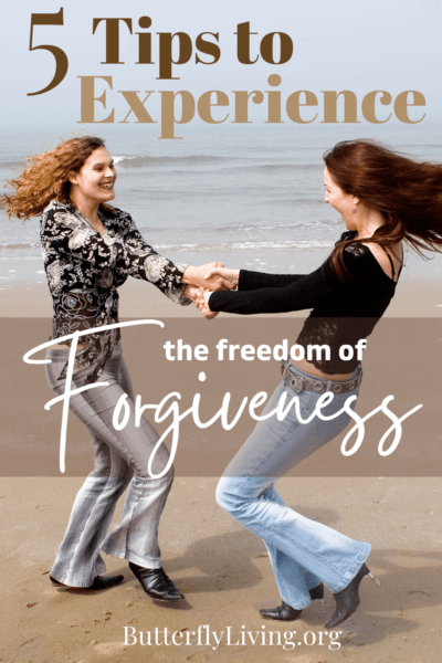 2 girls laughing-importance of forgiveness