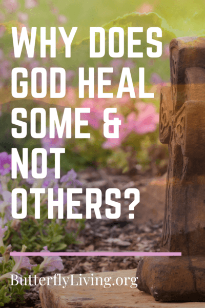 cross with words/does God still heal today