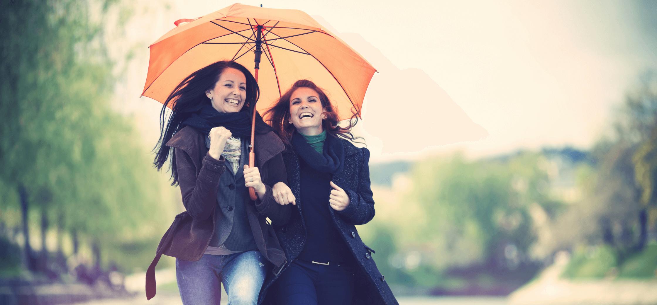 ladies walking-how to make good friends