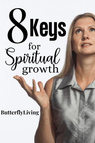 lady-keys to spiritual growth