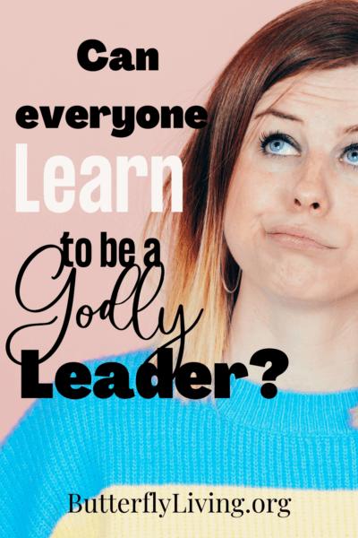 lady smirking-be a leader not a follower