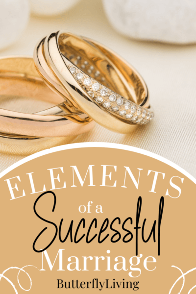 wedding rings-elements of a successful marriage