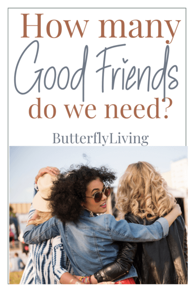 3 ladies-how to make good friends
