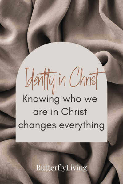 words-who am I in Christ
