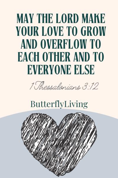heart-Christian friendship