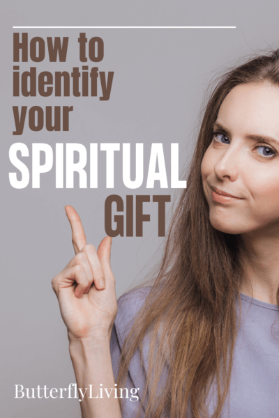 lady pointing-what is my spiritual gift