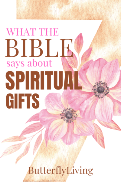 number 7-what is my spiritual gift