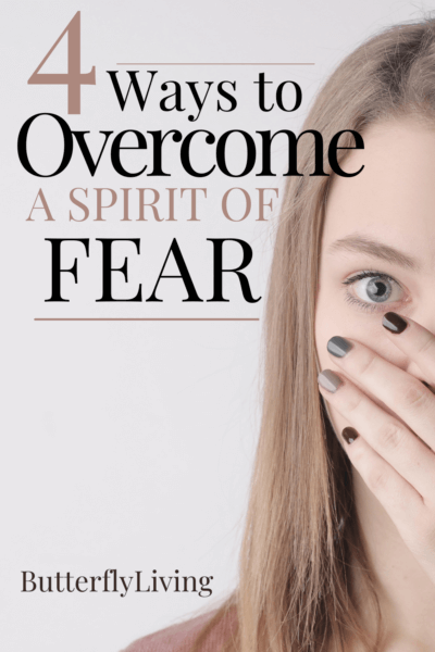 lady with hand on mouth-overcoming a spirit of fear